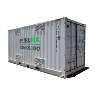 CENTERED & CUTOUT - Dangerous Goods Containers