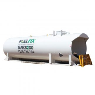 CENTERED - T55 Self Bunded Fuel Tank
