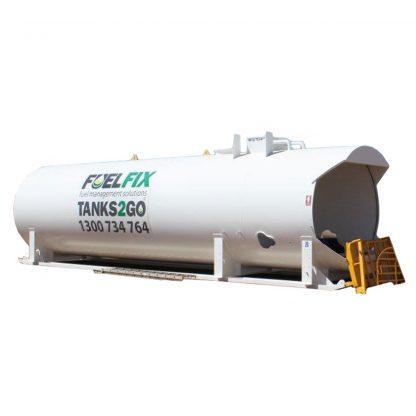 CENTERED - T55 Self Bunded Fuel Tank