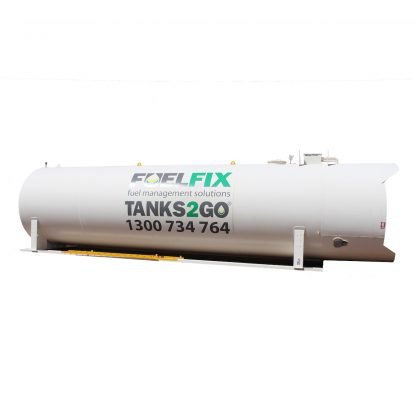 CENTERED - T70 Self Bunded Tank