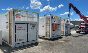 diesel storage solution